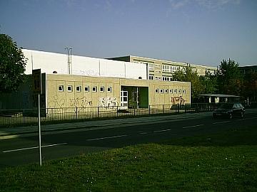 Turnhalle der J.-H.-Pestalozzi-Förderschule Neue Straße 41, 03044 Cottbus